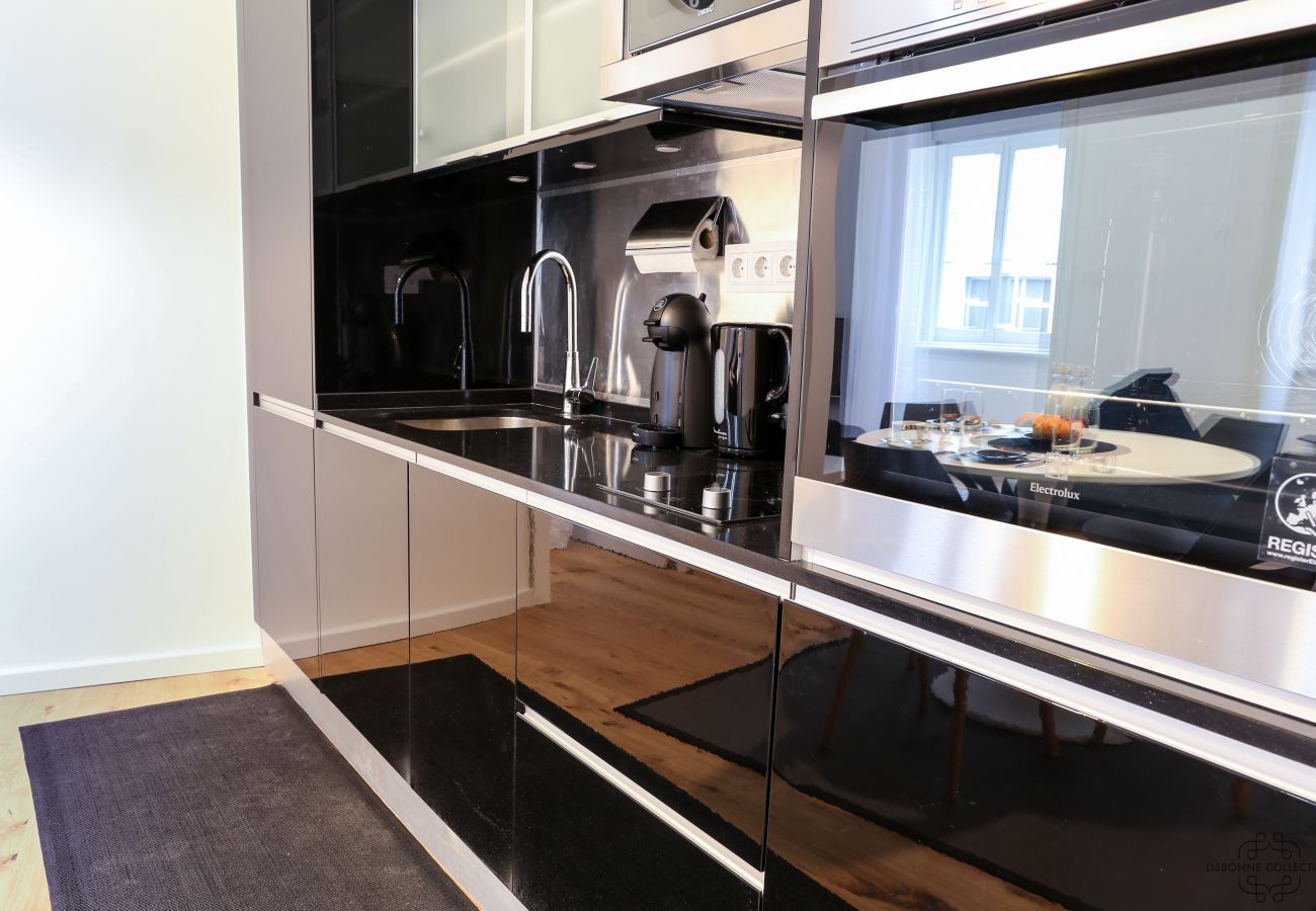 designer kitchen and modern luxury furniture ideal for holidays