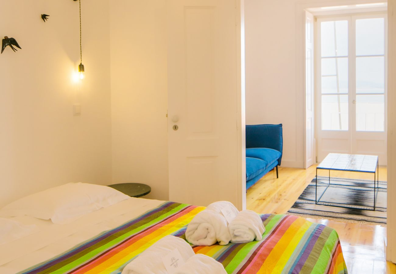 room for 2 people next to Sé Cathedral