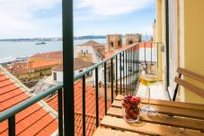 Apartment in Lisbon - Alfama Balcony River View 11 by...