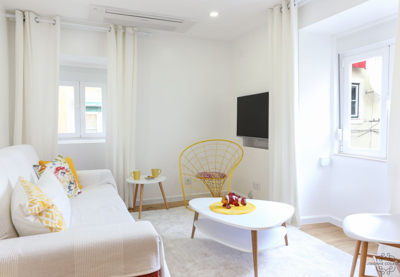 Apartment rental in Lisbon upscale and prestigious