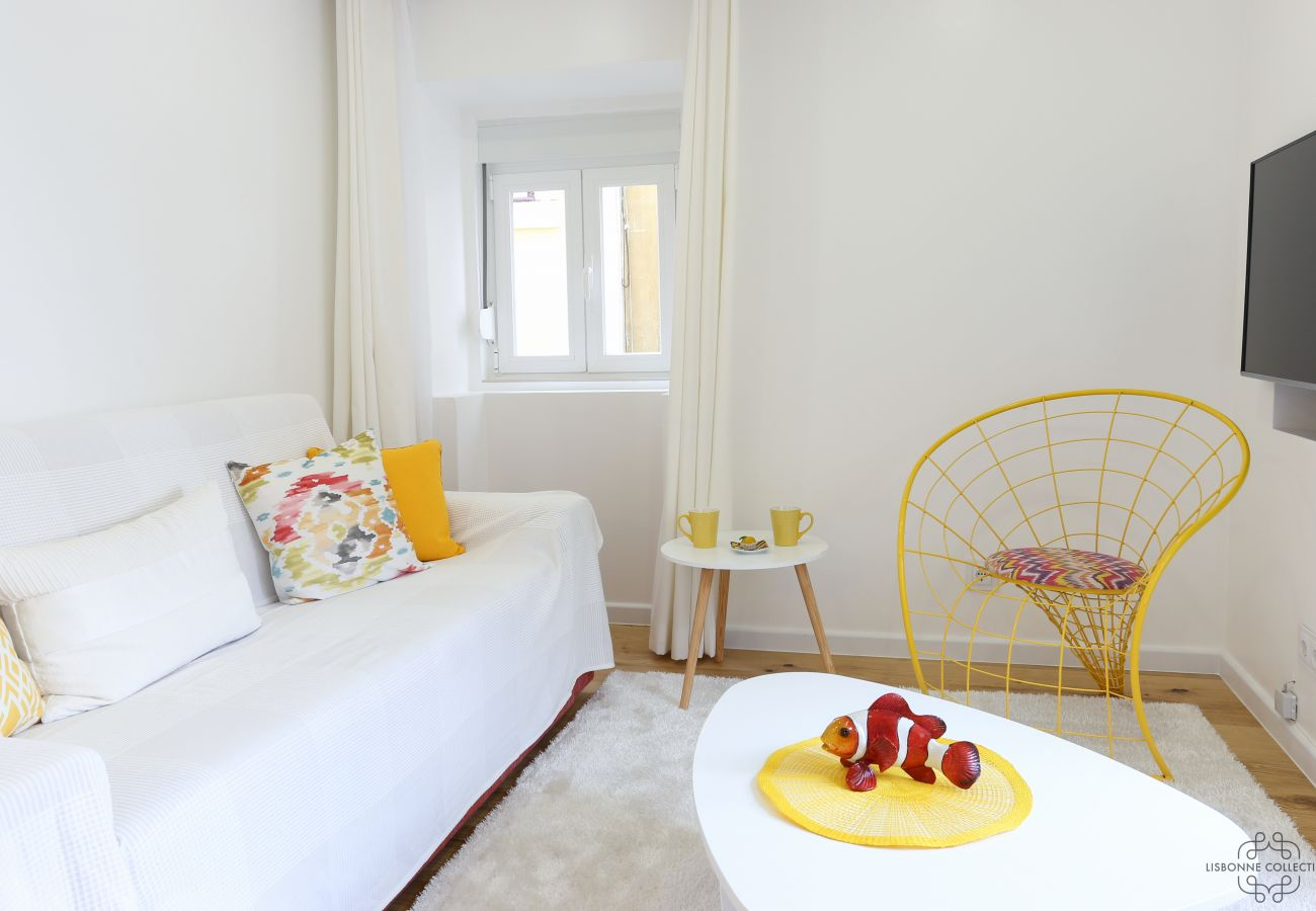 rent an apartment in Lisbon for holidays in the historic center of the city