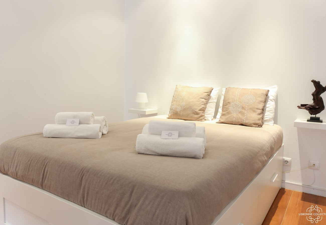 Apartment in Lisbon - Quiet and Comfort apartment with balcony 7 by Lisbonne Collection