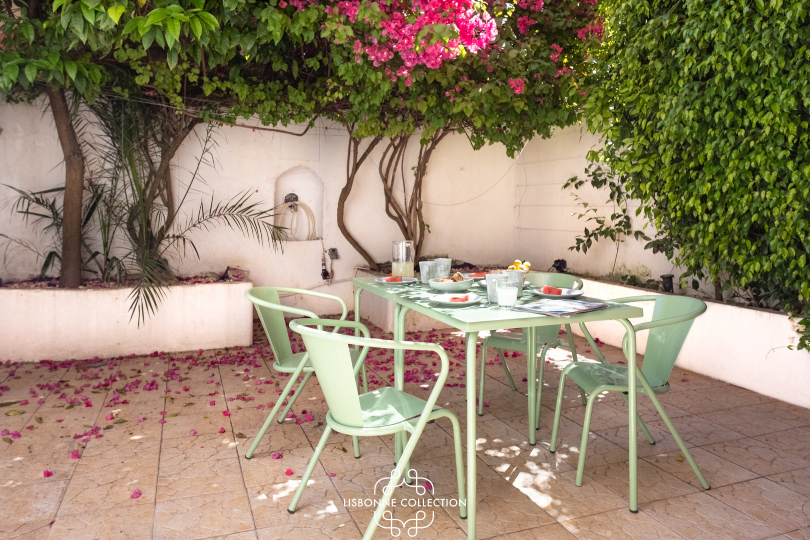 Deco De Table Bretonne graça garden 3lisbonne collection
