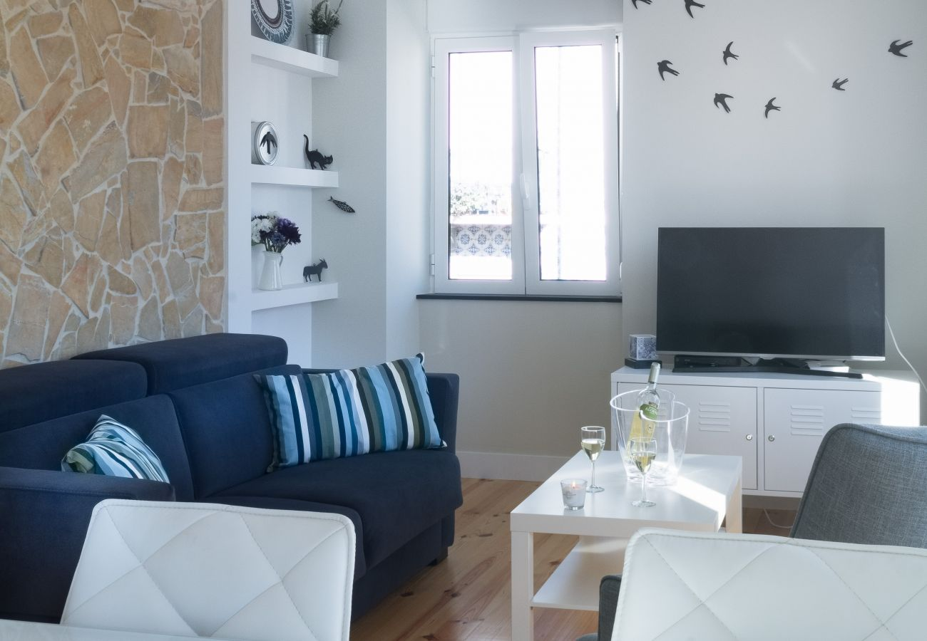 Stay in an apartment in the heart of Lisbon to rent for holidays