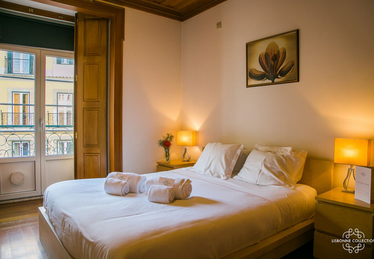 Luxurious room located near the castle of the Portuguese capital