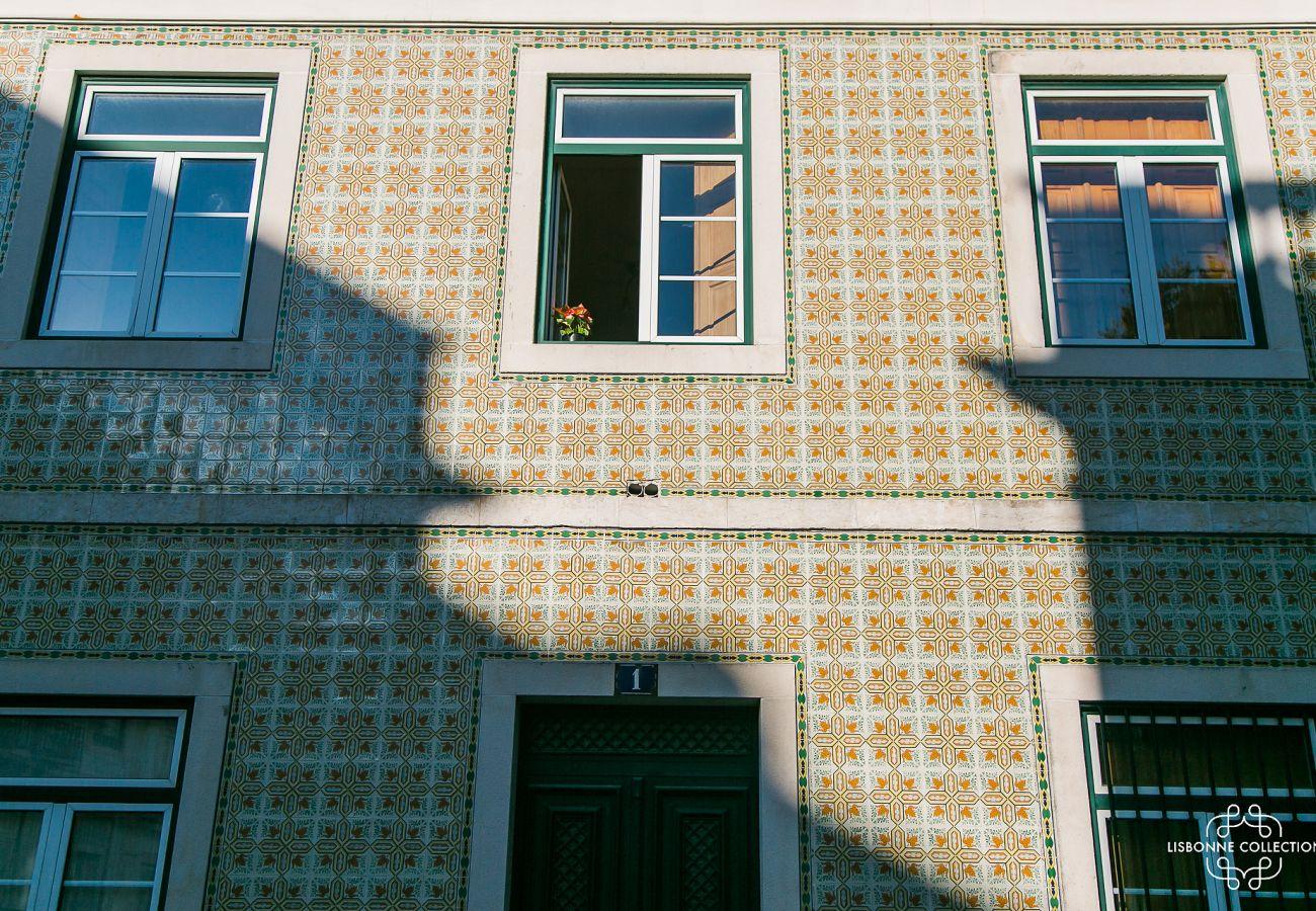 Apartment in Lisbon - Elegant & Charm Castle Gate 19 by Lisbonne Collection