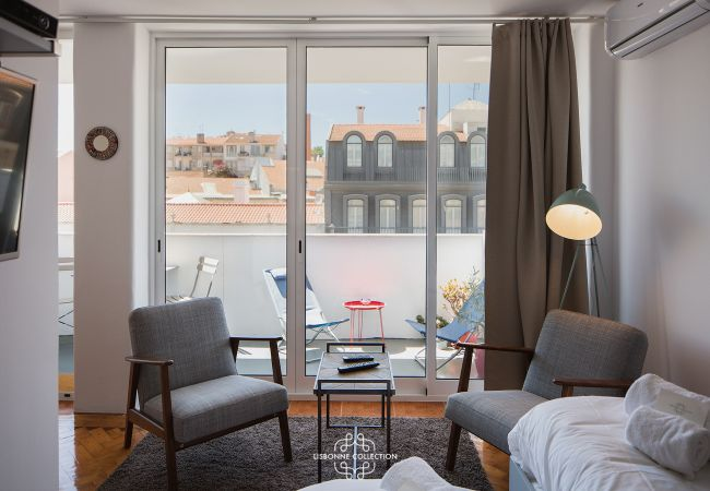 Apartment in Lisboa - Almirante Reis 45 by Lisbonne Collection