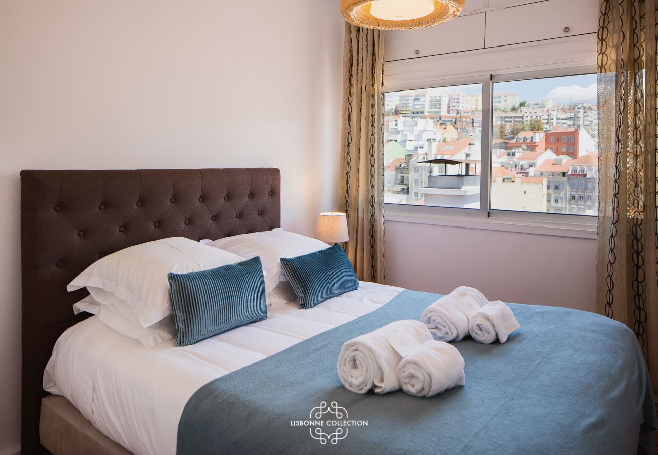 Large suite ready to rent in downtown Lisbon