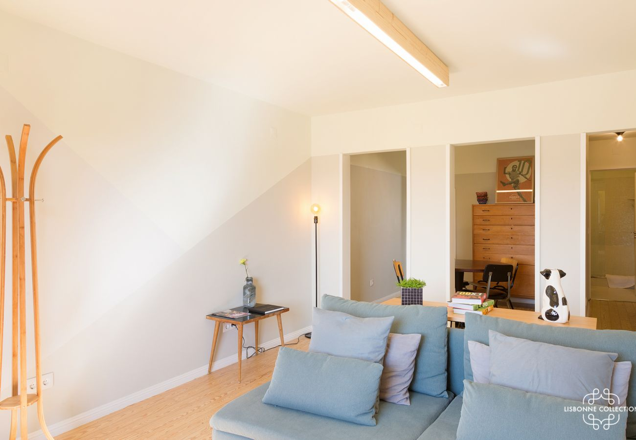 Spacious and bright stay in the city center for rent