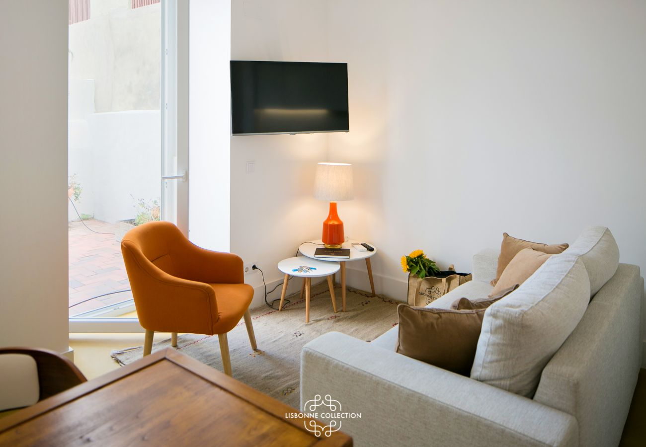 Stay in a residence for rent in the city center of Lisbon