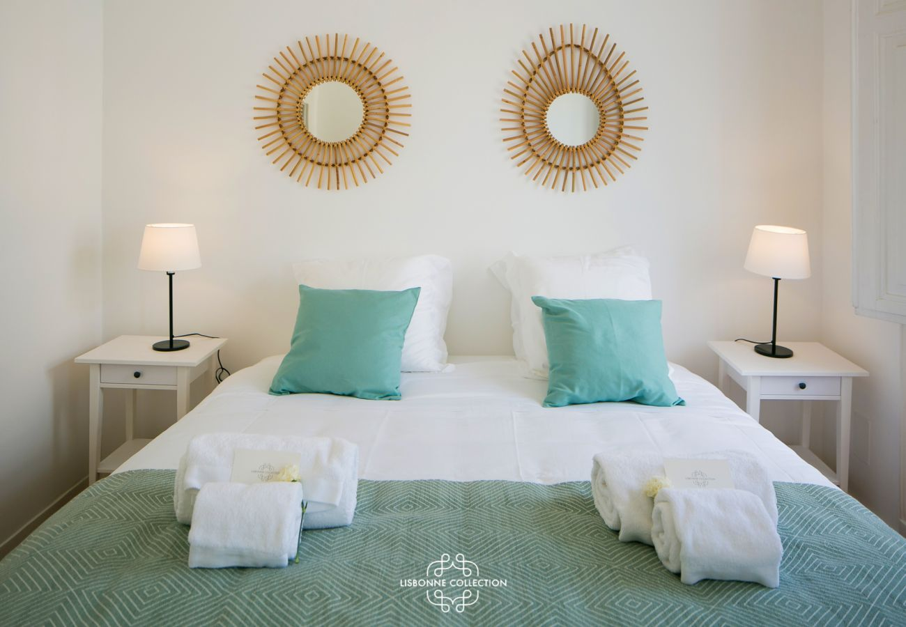 Luxury upscale room in the historic center