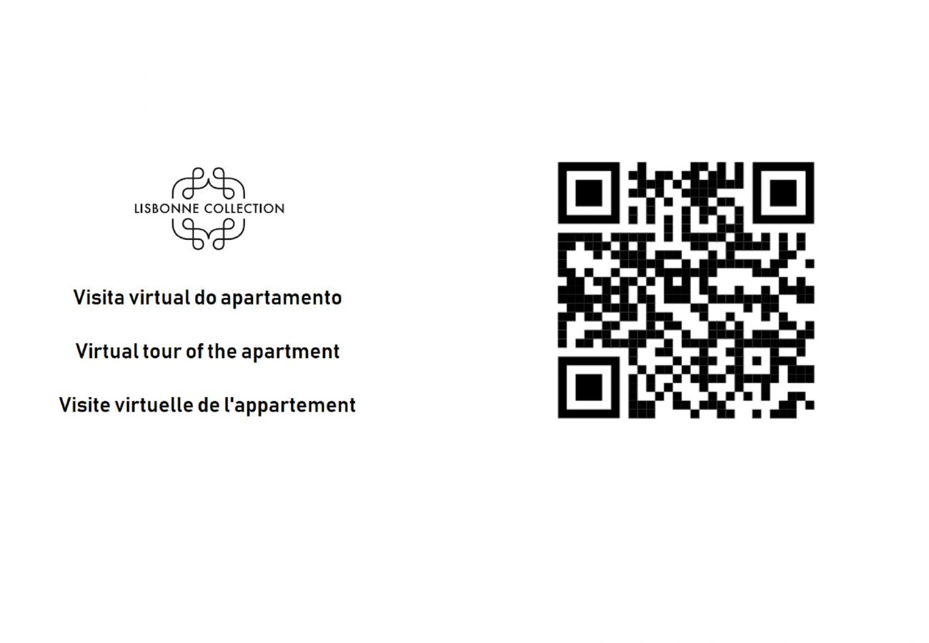 Apartment in Lisbon - River View with Balcony Apartment 47 by Lisbonne Collection