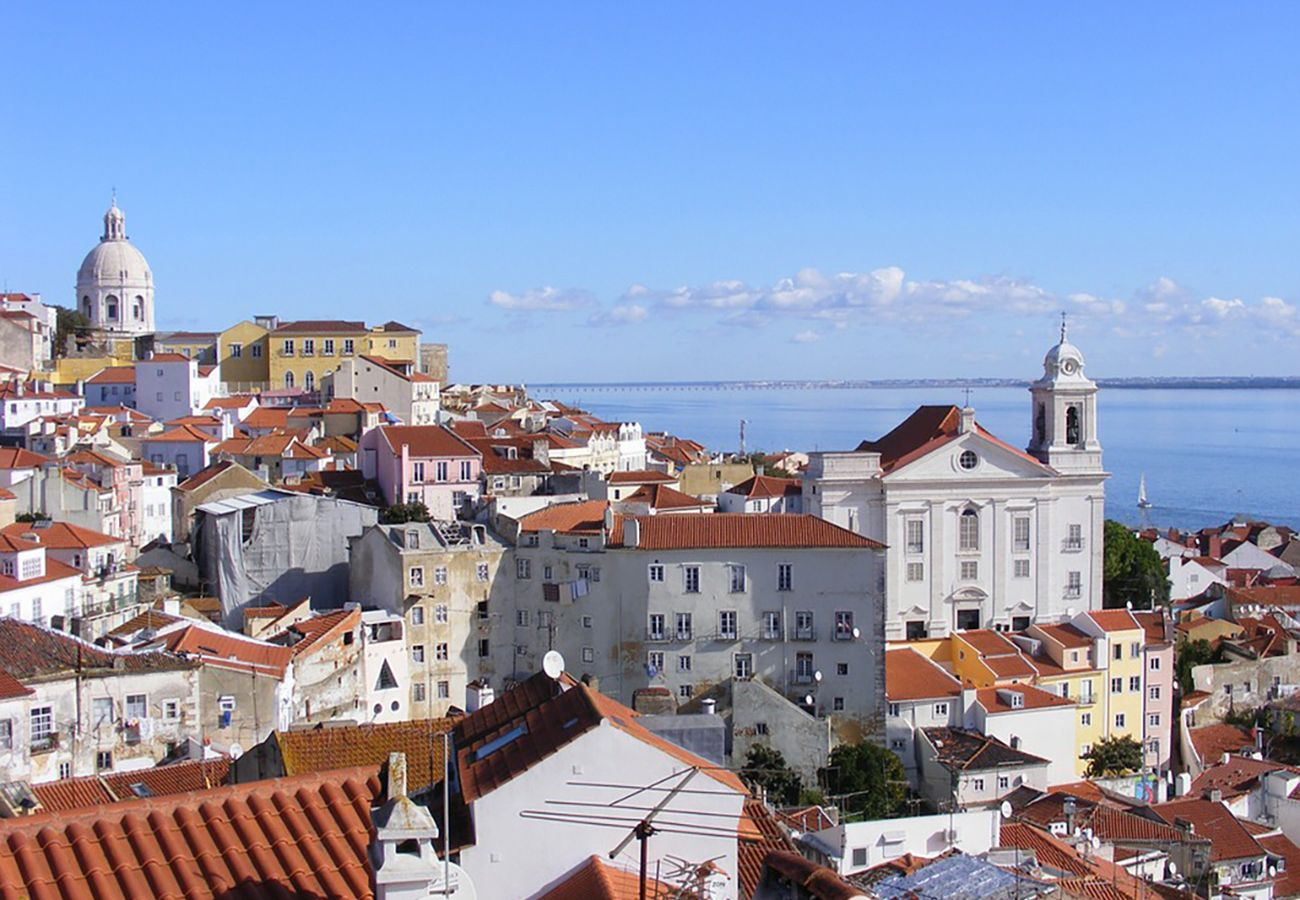 Apartment in Lisbon - Alfama Unique and Romantic Premium with view 54 by Lisbonne Collection