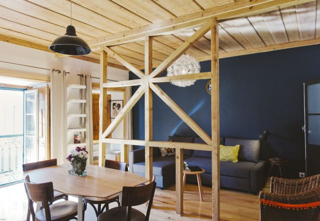 Apartment in Lisboa - Santa Apolonia Design 55 by Lisbonne Collection
