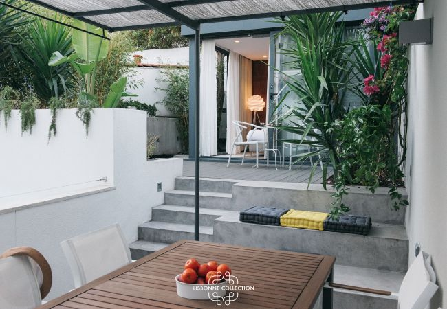 Apartment in Lisboa - Estrela Terrace 52 by Lisbonne Collection