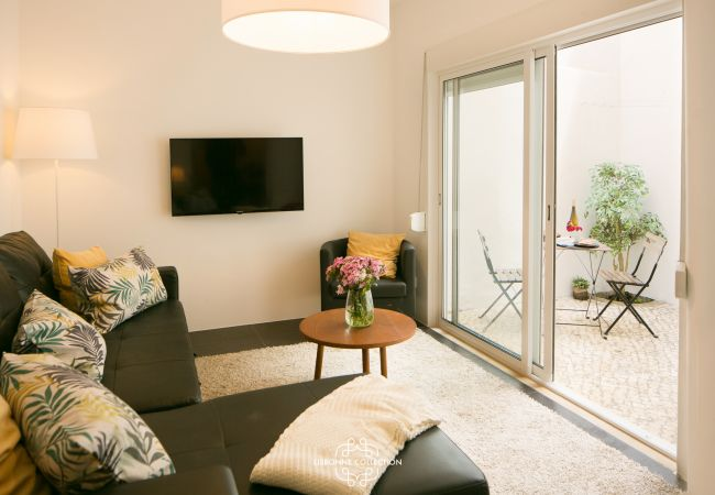 Apartment in Lisboa - Santa Marta Pateo 64 by Lisbonne Collection