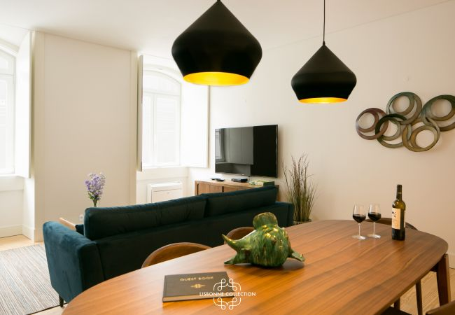 Apartment in Lisboa - Baixa Elegant 66 by Lisbonne Collection