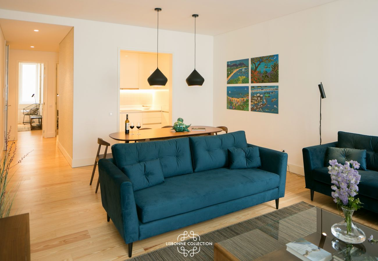 Apartment in Lisbon - Downtown Stylish by the River 66 by Lisbonne Collection