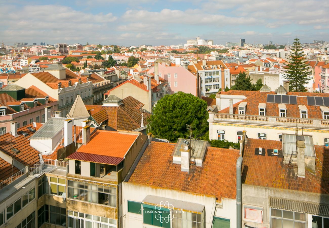 Apartment in Lisbon - Top floor Amazing View Apartment 63 by Lisbonne Collection